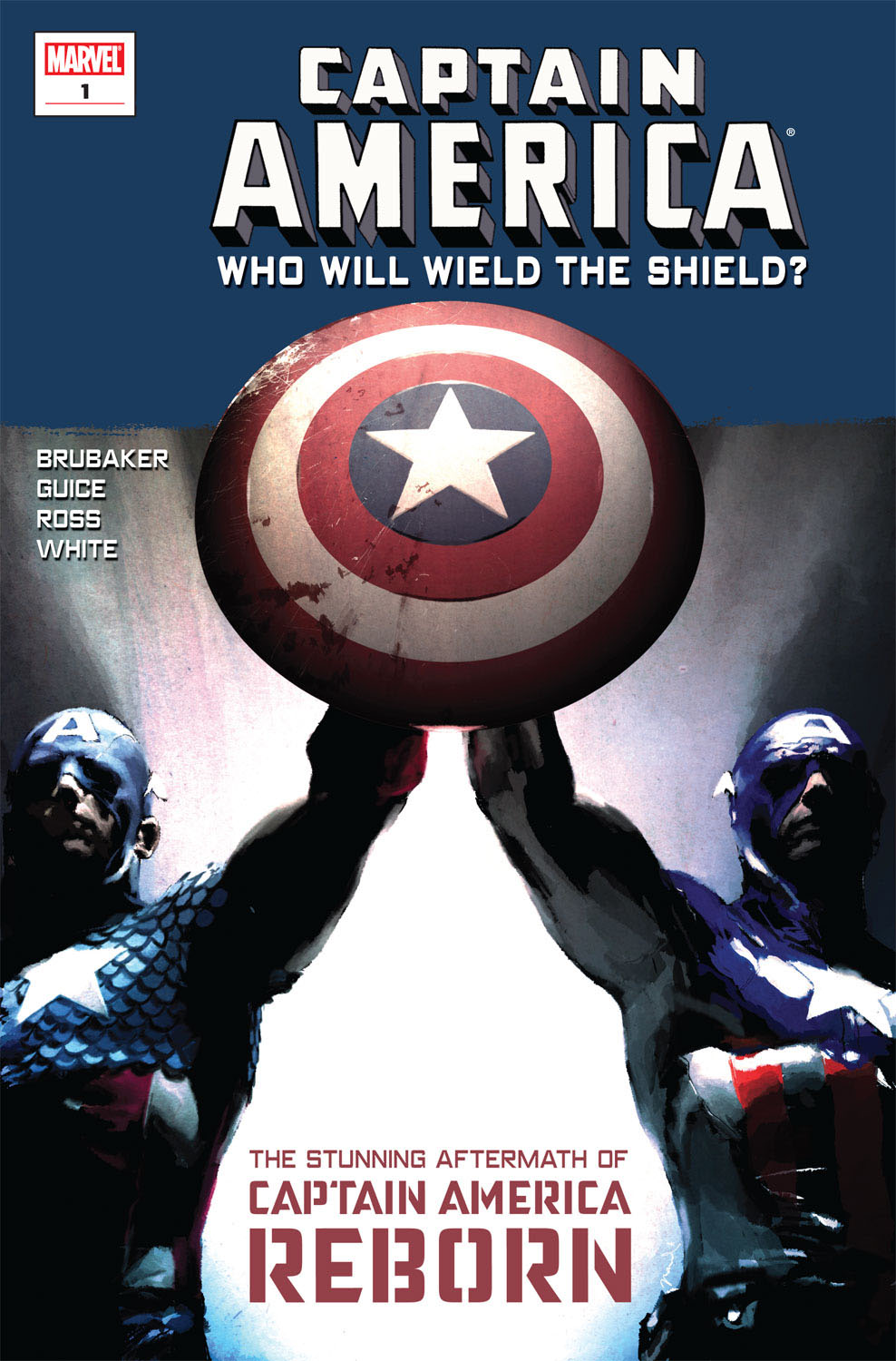 Captain America: Who Will Wield  the Shield? (2009) #1