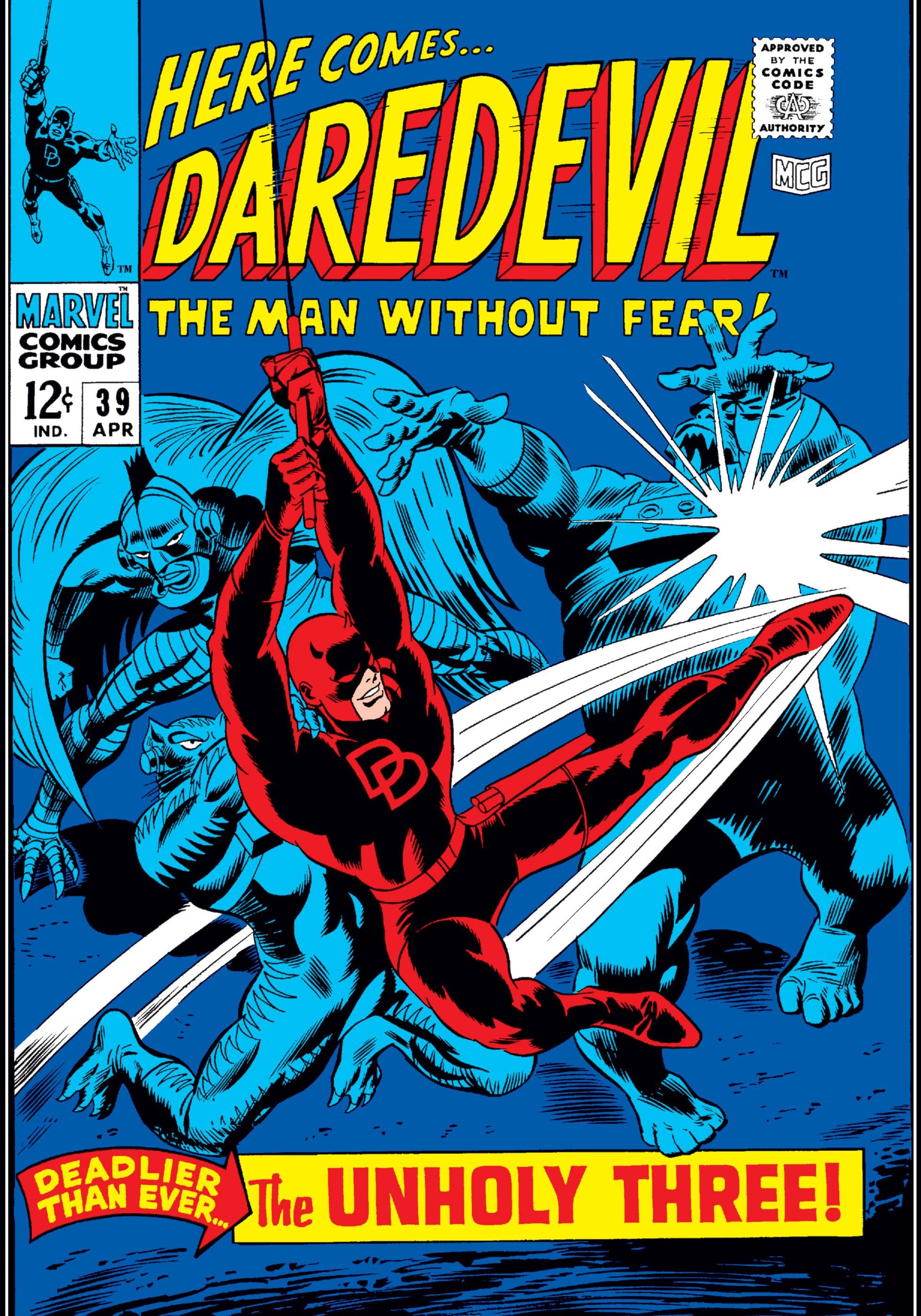 Daredevil (1964) #39