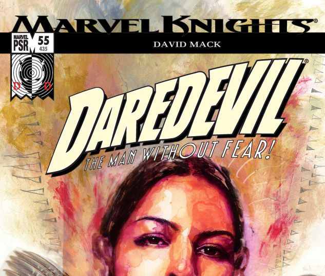 DAREDEVIL (1998) #55 Cover