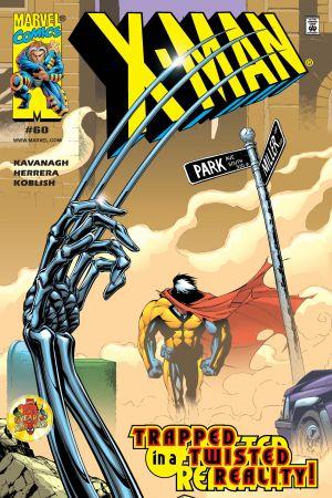 X-Man (1995) #60