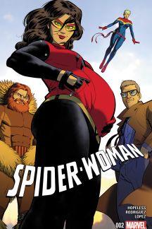 Spider-Woman (2015) #2