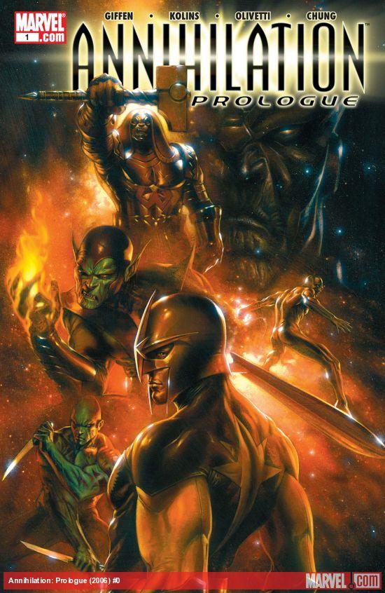 Annihilation: Prologue (2006)