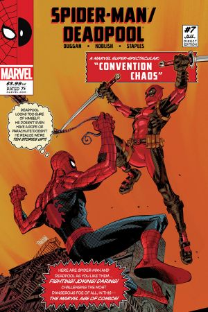 Spider-Man/Deadpool (2016) #7
