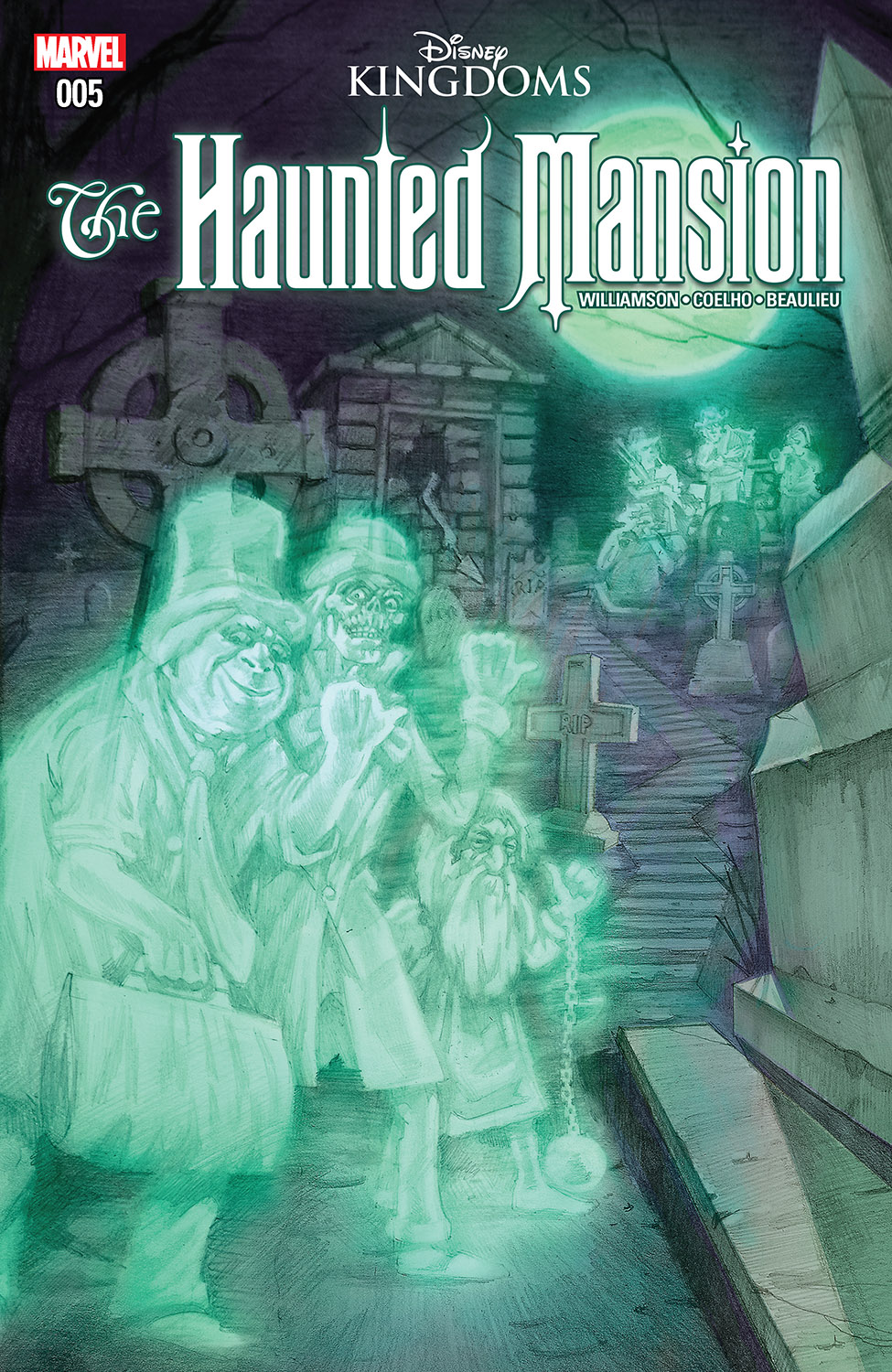 Haunted Mansion (2016) #5