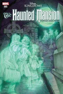 Haunted Mansion #5