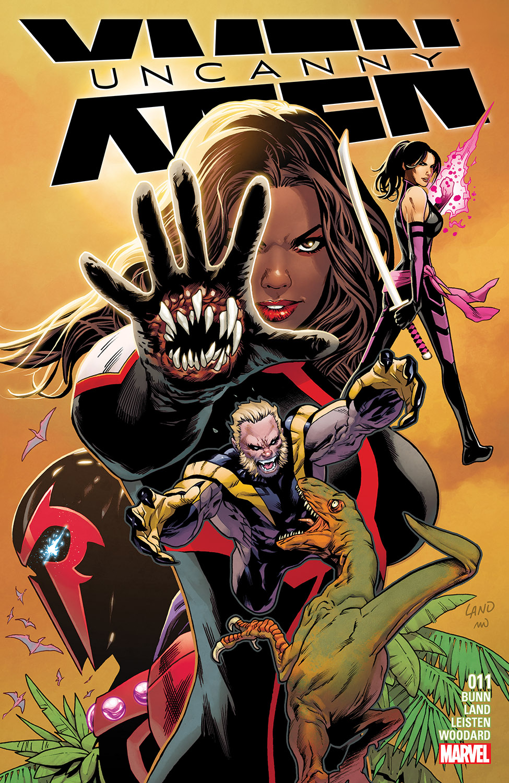 Uncanny X-Men (2016) #11