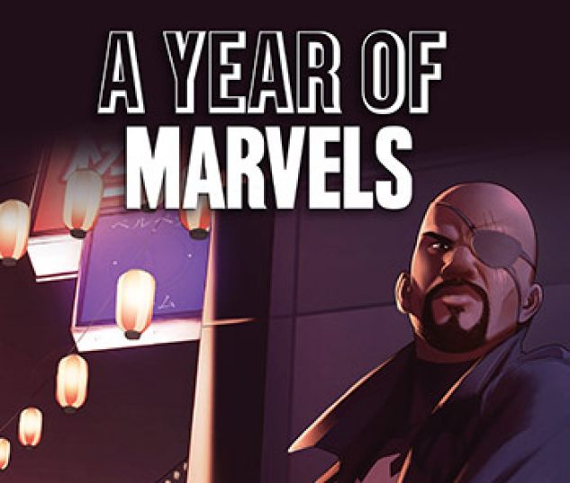 A Year of Marvels: August