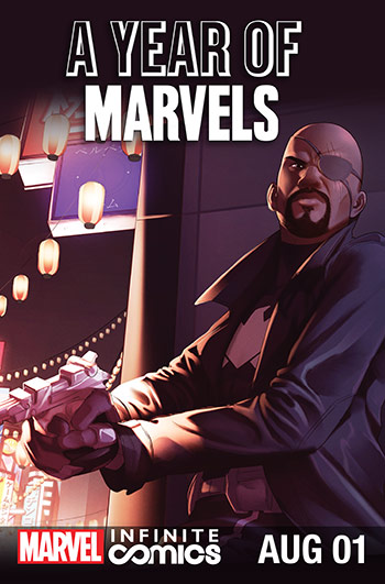 A Year of Marvels: August Infinite Comic (2016) #1