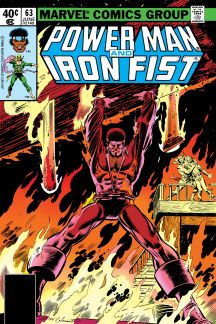 Power Man and Iron Fist (1978) #63