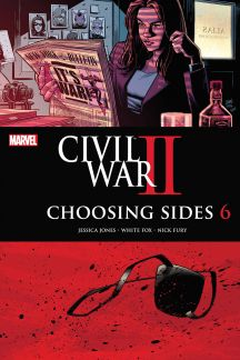 Civil War II: Choosing Sides #6
