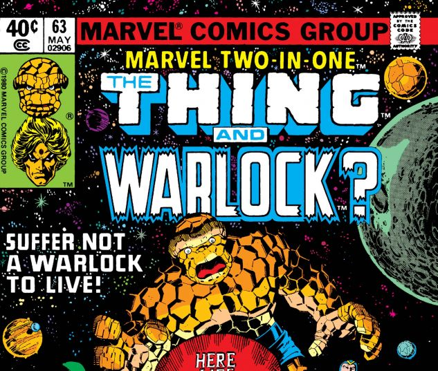 MARVEL TWO-IN-ONE (1974) #63