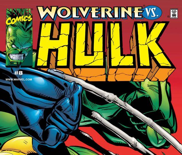 Incredible Hulk (1999) #8