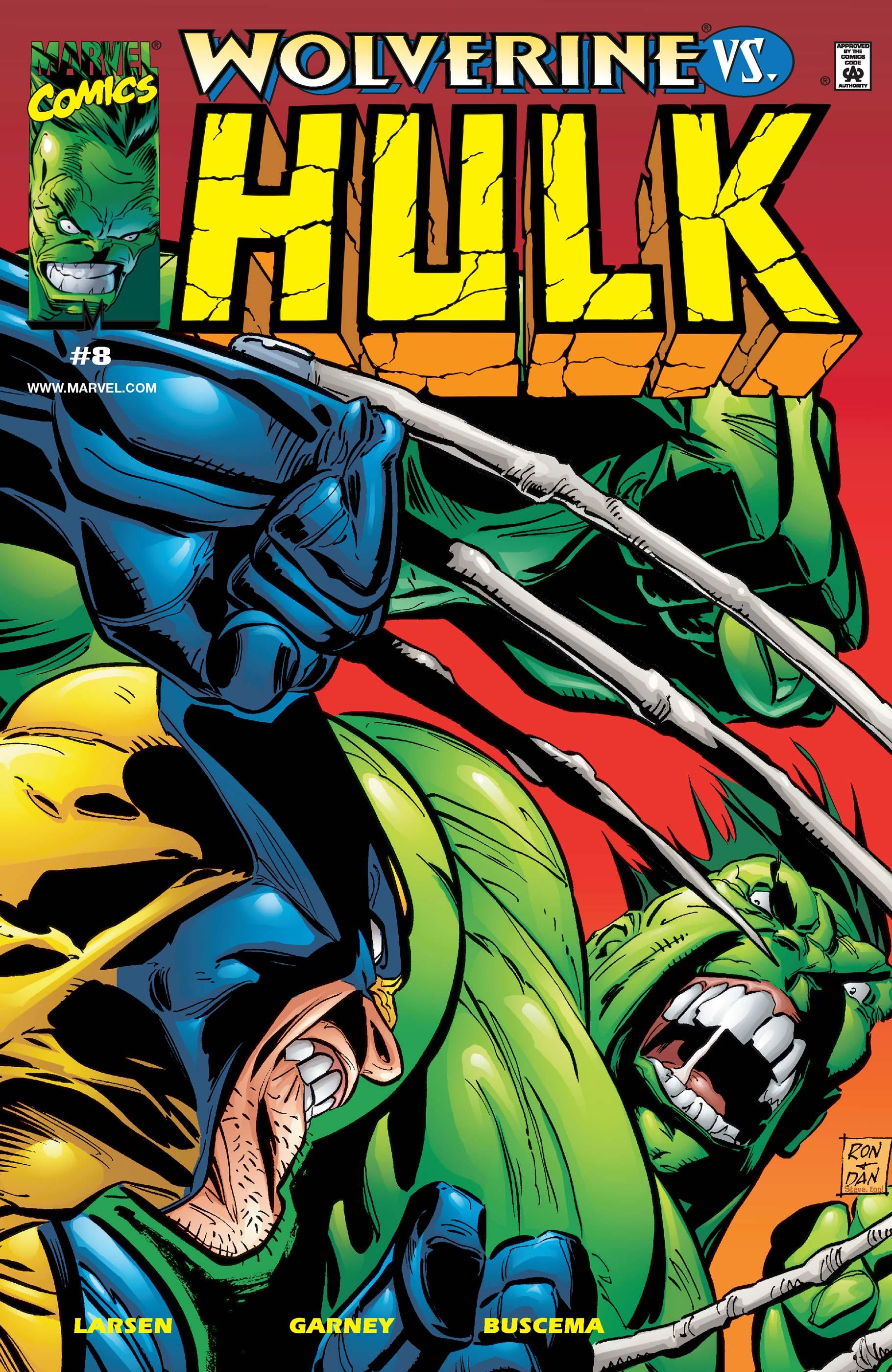 Hulk (1999) #8