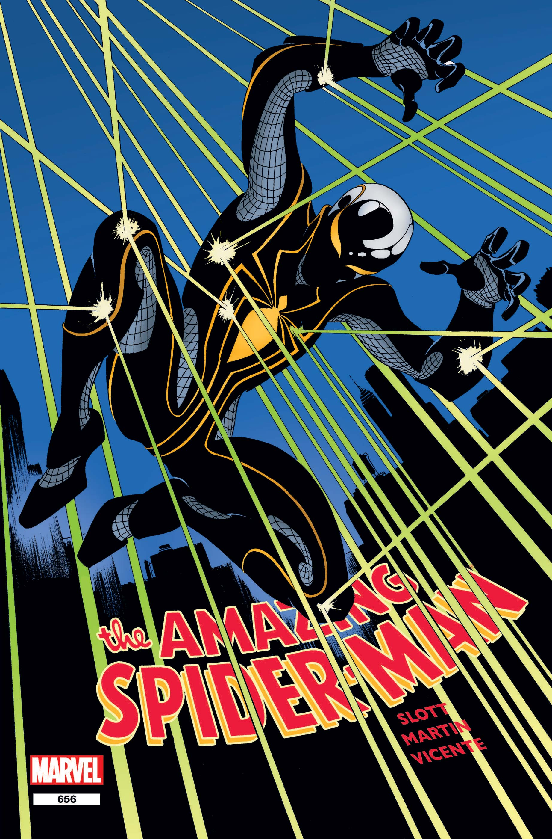 Amazing Spider-Man (1999) #656
