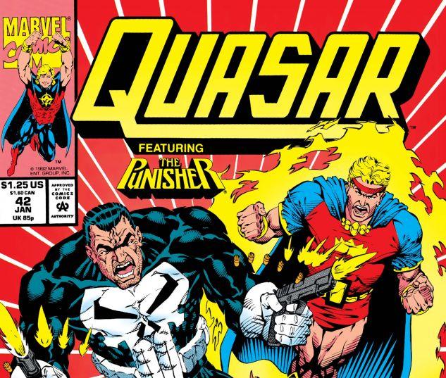 QUASAR (1989) #42