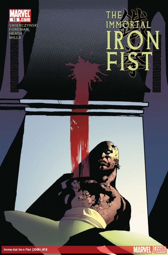 Immortal Iron Fist (2006) #18