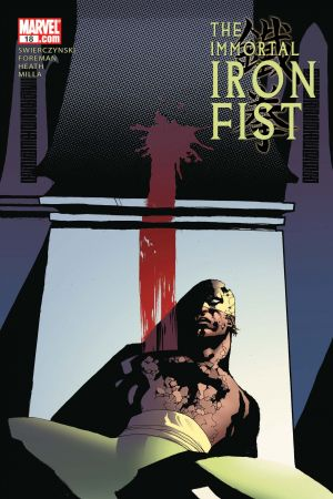 The Immortal Iron Fist #18