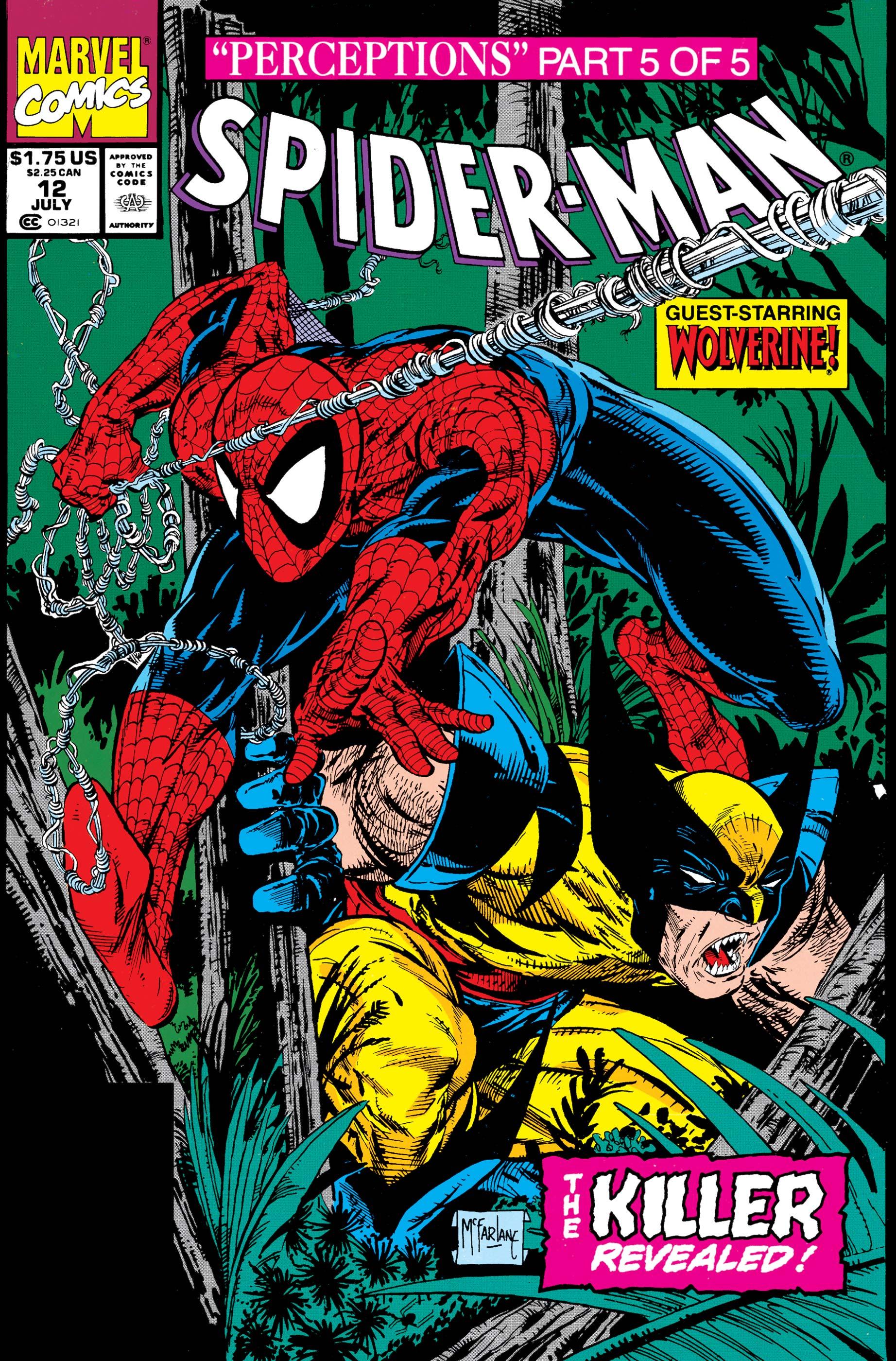Spider-Man (1990) #12