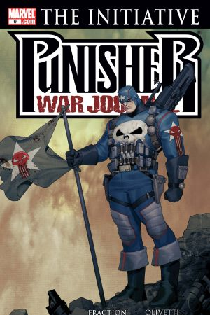 Punisher War Journal #9