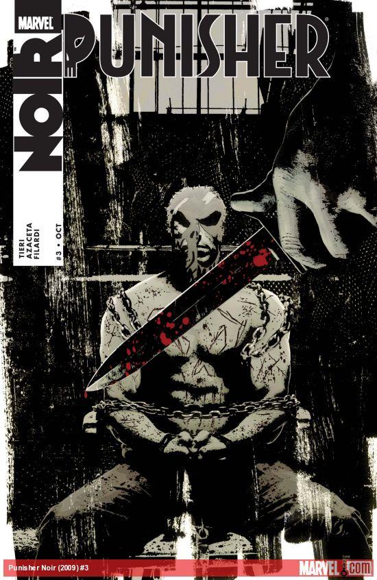 Punisher Noir (2009) #3