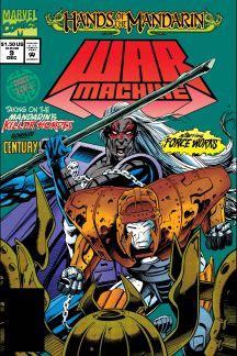 War Machine (1994) #9