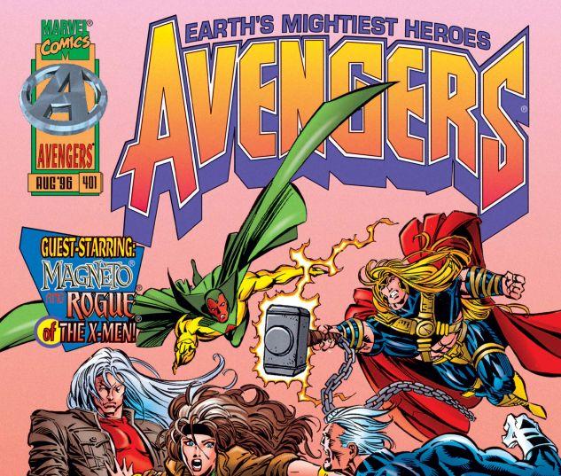 Avengers (1963) #401
