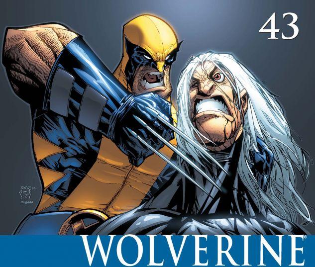 WOLVERINE (2003) #43