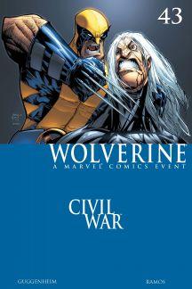 Wolverine #43
