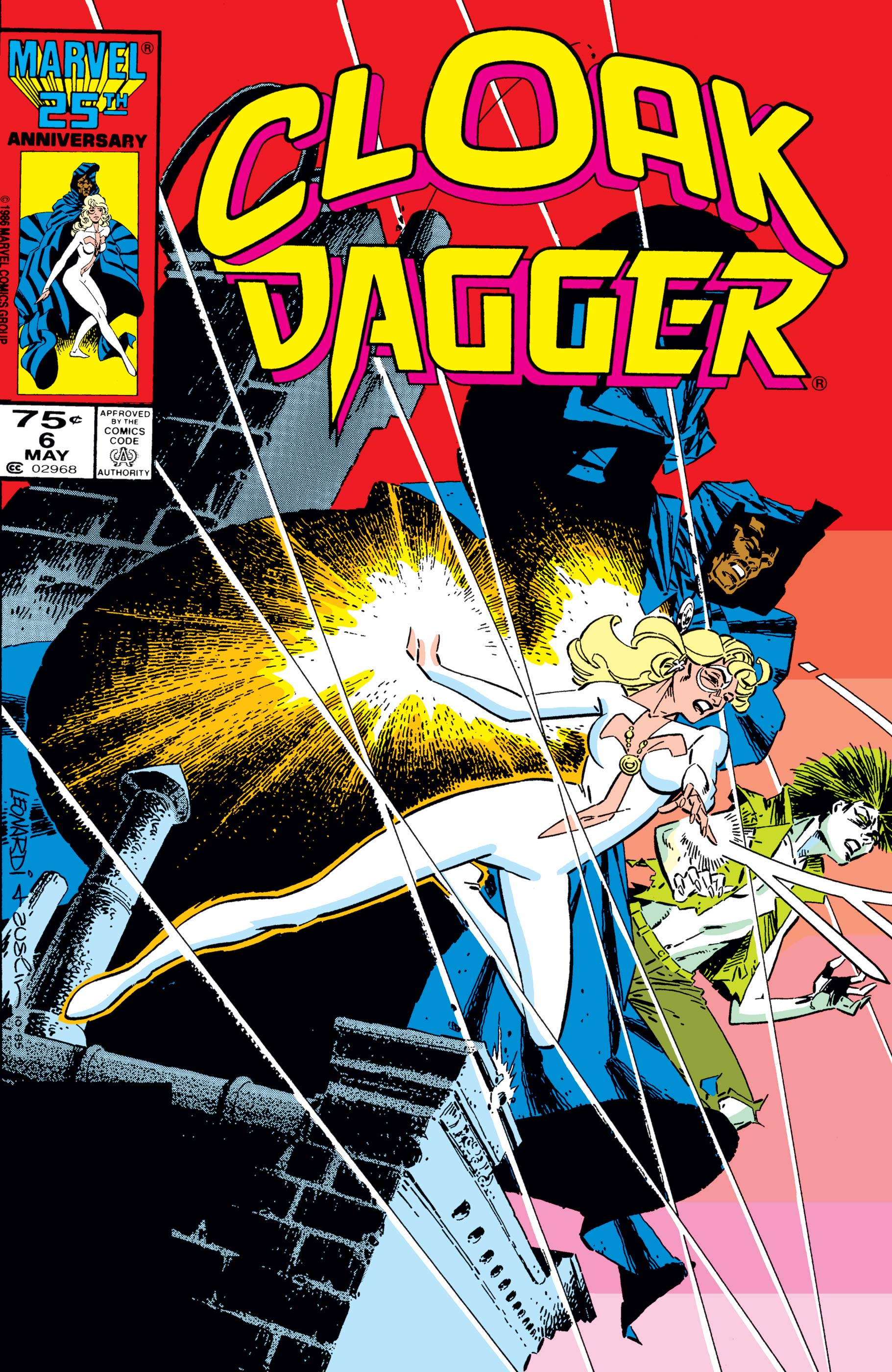 Cloak and Dagger (1985) #6