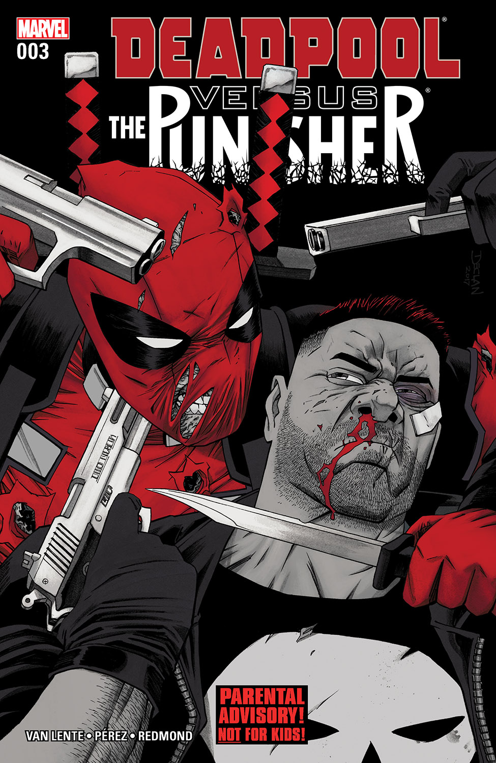 Deadpool Vs. the Punisher (2017) #3