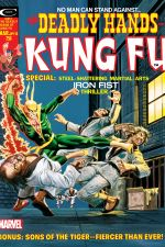 Deadly Hands of Kung Fu (1974) #10 cover