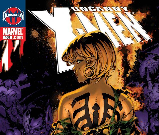 Uncanny X-Men (1963) #468