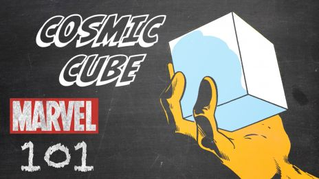 Cosmic Cube - Marvel 101