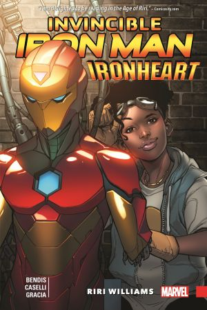 Invincible Iron Man: Ironheart Vol. 1 - Riri Williams (Hardcover)