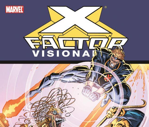 X-Factor 79-83, Annual 7 --- CLASSIC TPB