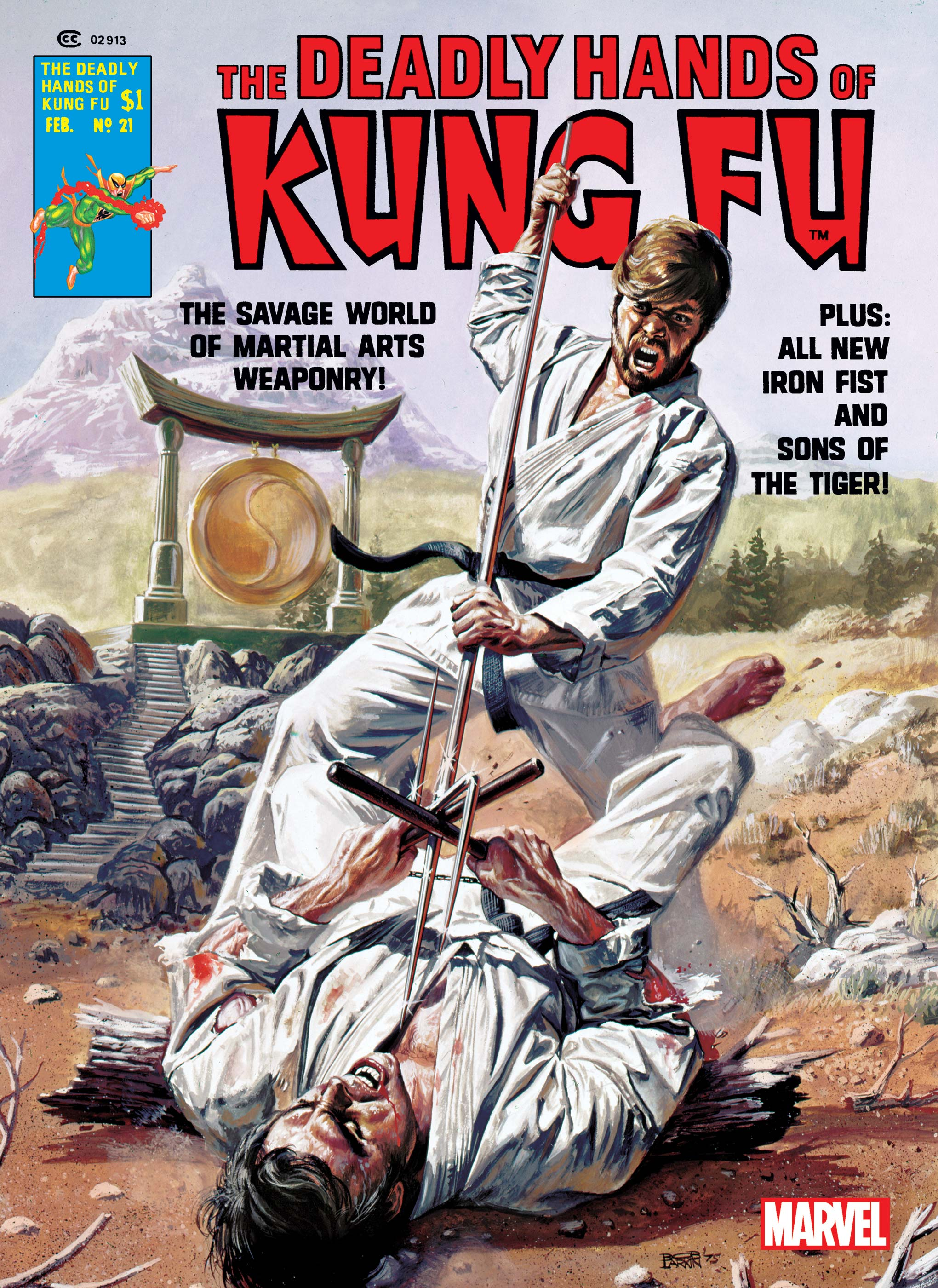 Deadly Hands of Kung Fu (1974) #21