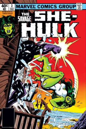 Savage She-Hulk (1980) #3