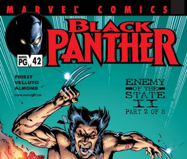 BLACK PANTHER (1998) #42