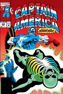 Captain America #420