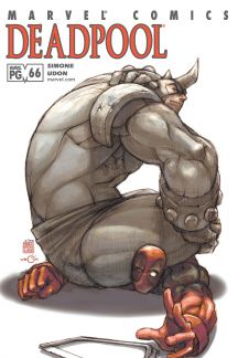 Deadpool #66