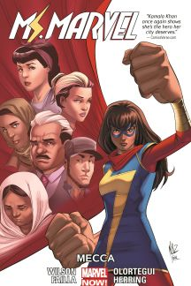 Ms. Marvel Vol. 8: Mecca (Trade Paperback)