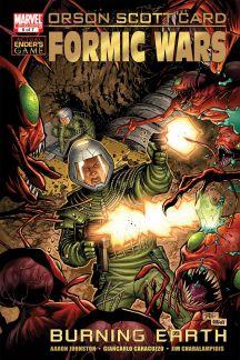 Formic Wars: Burning Earth #6