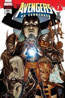 Avengers #681