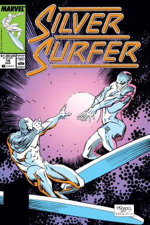 Silver Surfer (1987) #14