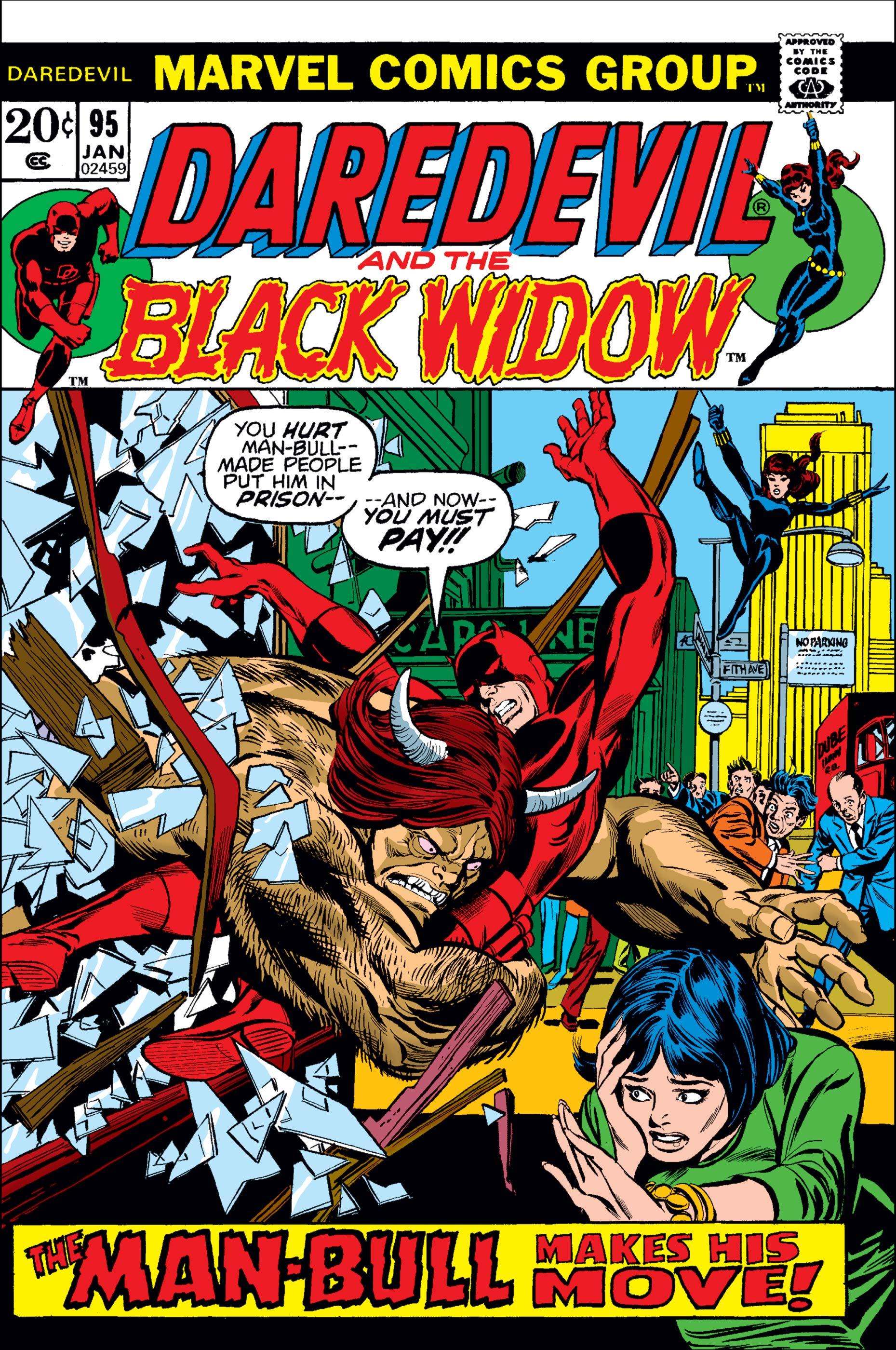 Daredevil (1964) #95