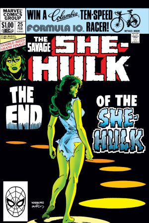 Savage She-Hulk #25