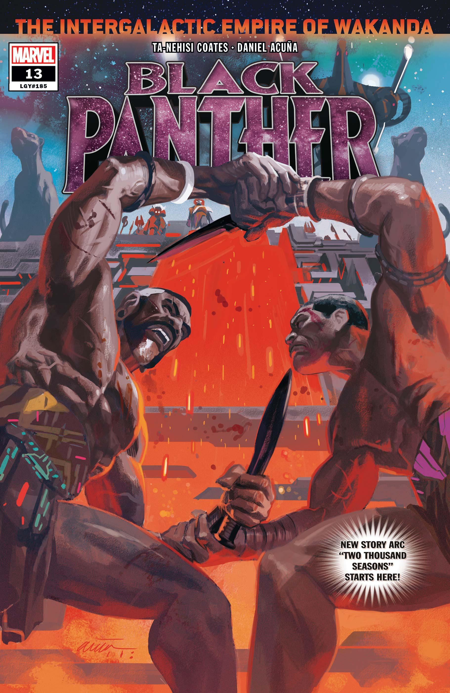 Black Panther (2018) #13