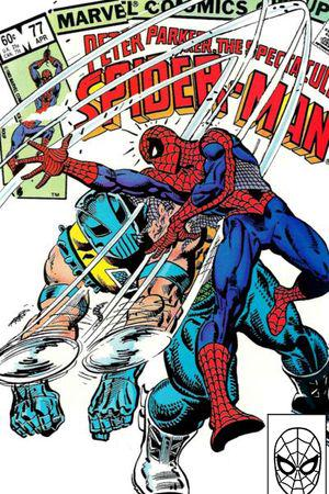 Peter Parker, the Spectacular Spider-Man (1976) #77