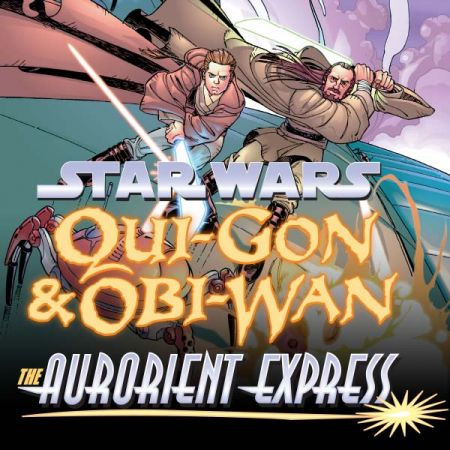 Star Wars: Qui-Gon & Obi-Wan - The Aurorient Express (2002)