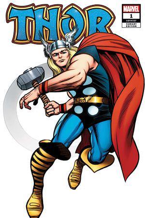 Thor (2020) #1 (Variant)